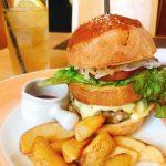 ベリッタのハンバーガー